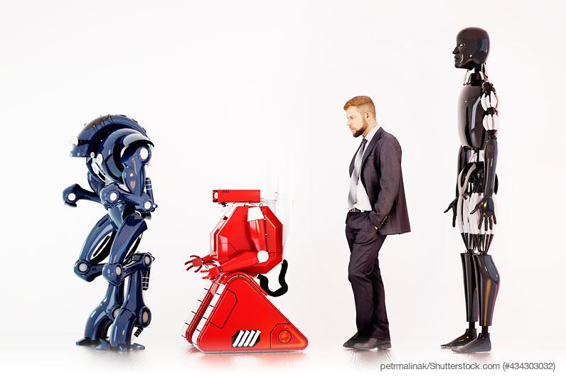 Der Mensch und die Zukunft