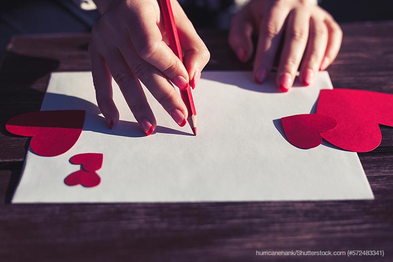Ein Brief für dich!